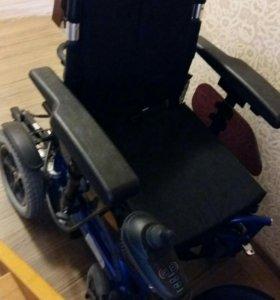 Инвалидная коляска электрическая