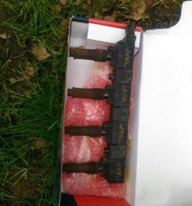 Катушки зажигания opel corsa 1.2l 1.4l