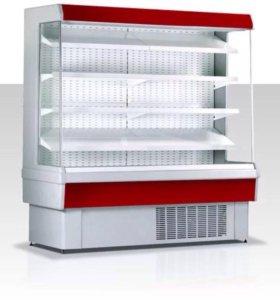 Холодильная витрина Golfstream Свитязь 180П вс б/у