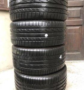Bridgestone 265/35/18;245/40/18
