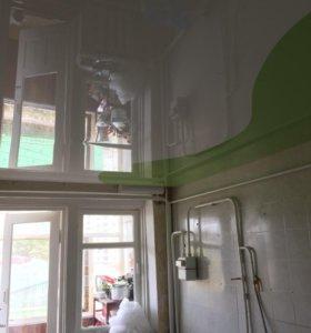 299руб натяжные потолки