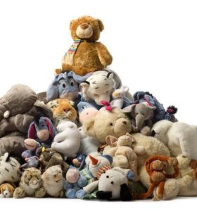 Отдам много игрушек