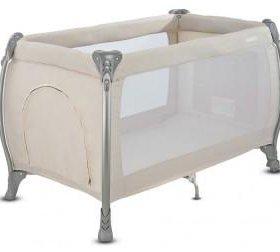 Манеж и стильная и практичная, кровать для путешес
