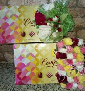 Подарок конфеты