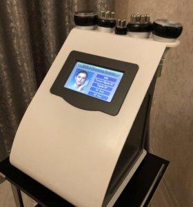 Аппарат кавитации, вакуумного массажа, рф лифтинга