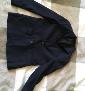 Пиджак школьный 134-140