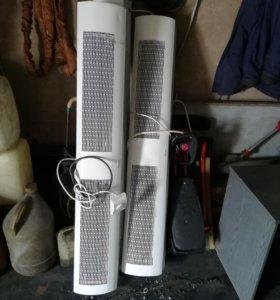 Тепловые завесы на 380 вольт