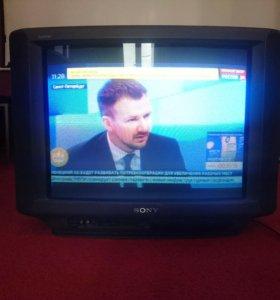 Телевизор Sony trinitron kv 2565mt