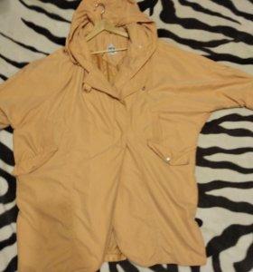 Куртка 54-56 летучая мышь