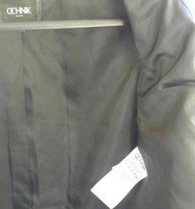 Кожанная куртка (новая)