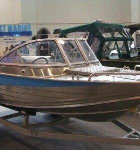 Лодка ДМБ-450