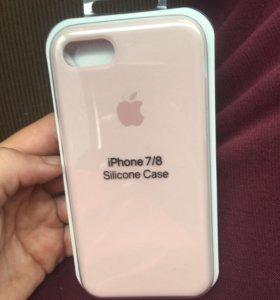 Original Apple Case Silicon