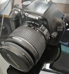 Фотокамера Canon EOS 1000D