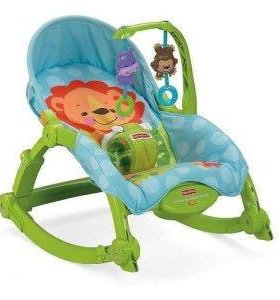 Кресло-качалка для новорожденных (трансформер