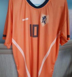 Футболка сборной Нидерландов Sneider