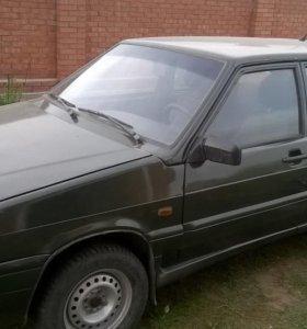 ВАЗ (Lada) 2114, 2003