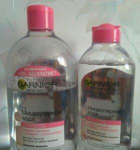 Мицеллярная вода Garnier (Гарньер)