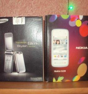 Телефон Nokia 5228 на запчасти