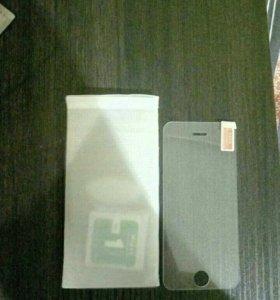 Защитное стекло для Iphone 5 5S 5C SE