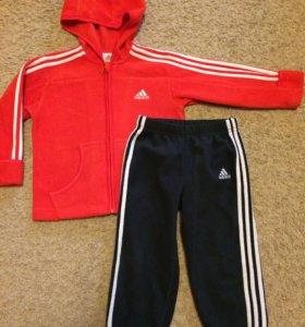 Спортивный костюм Adidas оригинал в отличном