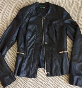 Кожаная куртка  фирмы befree