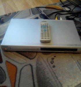 DVD плеер (серый)