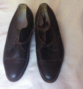 Туфли мужские, Р.40‼️