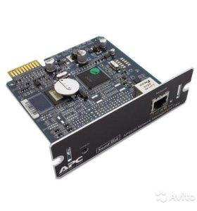 AP9630 карта сетевого управления для ибп
