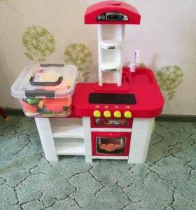 Детская кухня.