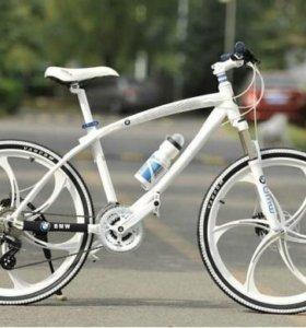 Трендовые велосипеды на литых дисках