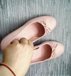 Туфли- зефирки