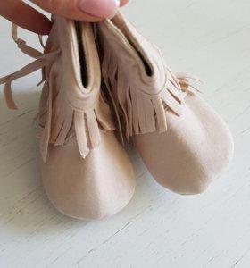 Обувь на малыша 12см по стельке. Новая