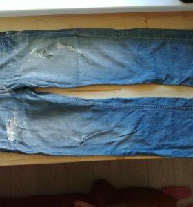 Джинсы и шорты мужские фирменные. Оригиналы