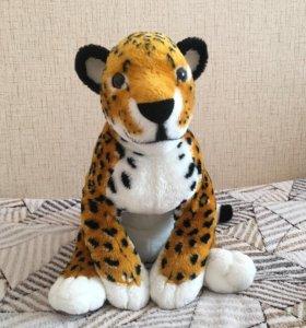 Леопард. Мягкая игрушка