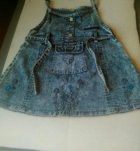 Одежда для девочек 5-6 лет.