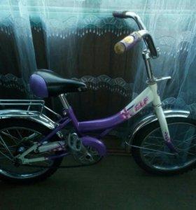 Велосипед для детей (4-6 лет)