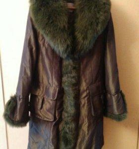 Осенне - зимнее пальто
