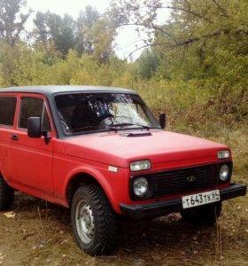 ВАЗ (Lada) 4x4, 1988