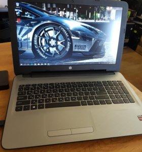 Современный мощный ультрабук HP 15 на Core i3