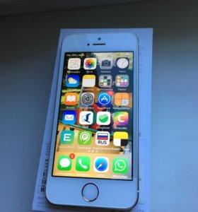 iPhone 5s 16gb Golg Ростест
