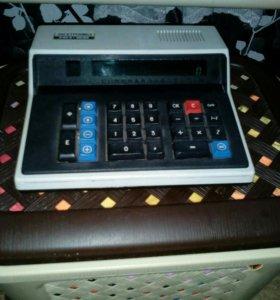 Калькулятор СССР