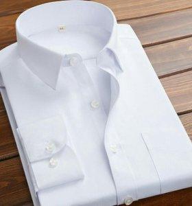Henderson рубашка белая новая