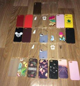 Чехлы на iPhone 5, 5s, se, 6, 7