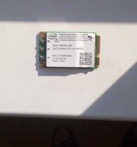 Intel Wireless WIFI Link model4965AGN MM2