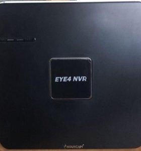 4-канальный IP Видеорегистратор Vstarcam N400
