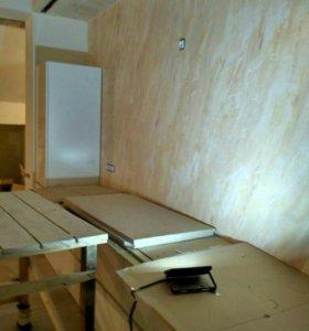 Ремонт квартир делаем в пушкинском районе