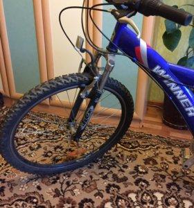 Велосипед горный winner stalker