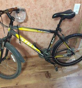 Скоростной велосипед Stels Navigator 630