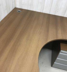 Стол офисный 160-160