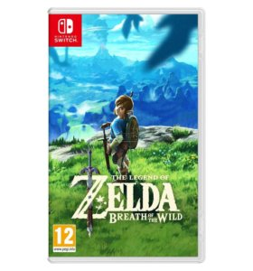 The Legend of Zelda Breath of the wild / Switch